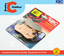 EBC FA69HH DOUBLE-H SINTERED MOTORCYCLE BRAKE PADS - 1 PAIR - MADE IN THE USA