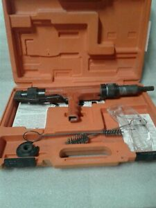 Ramset Viper Powder Actuated Fastening Tool with Case - Does Not include Rod