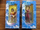 Yamato Cowboy Bebop figures - Faye Valentine (New & Sealed) + Julia (Used Mint)