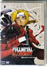 S00557. Fullmetal Alchemist 7: Reunion on Yock Island Dvd Funimation 2004 Sealed