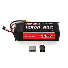 Traxxas X-Maxx RC Monster Truck 50C 3S 10500mAh 11.1V LiPo Battery by Venom