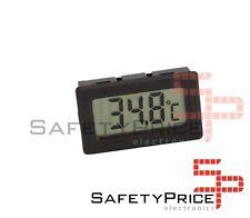 Termometro digital temperatura lcd nevera congelador exterior Negro SP