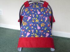 **NINTENDO SUPER MARIO 2** Handmade Baby Infant Car Seat Canopy-Cover
