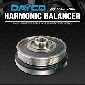 Powerbond Harmonic Balancer for Land Rover Defender Discovery Series 2