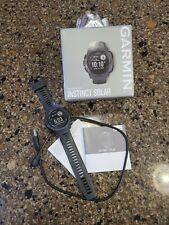 Garmin Instinct Solar Rugged Gps Smartwatch Graphite