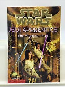 Star Wars Jedi Apprentice #9 - The Fight For Truth - Jude Watson
