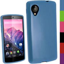 Étuis, housses et coques LG Nexus 5 en silicone, caoutchouc, gel pour téléphone mobile et assistant personnel (PDA) Google