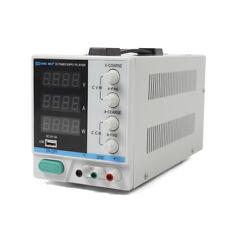 0 30v 0 10a Dc Regulated Power Supply Adjustable 4 Digital Led Display Ps 3010df