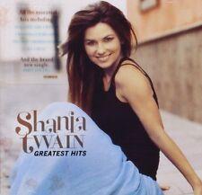 + CD nuovo incelofanato Greatest Hits CD, Compilation Shania Twain (Artista)
