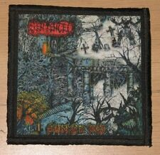 "SENTENCED ""SHADOWS OF THE PAST"" silk screen PATCH"