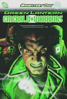 Green Lantern TPB Emerald Warriors Brightest Day Softcover Graphic Novel