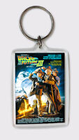 REGRESO AL FUTURO III BACK TO THE FUTURE III LLAVERO KEYRING