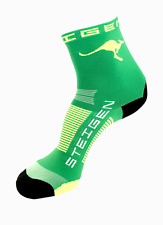 Steigen AUS Half Length Performance Running and Cycling Socks