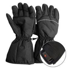 Waterproof Heated Gloves Battery Powered Motorcycle Hunting Winter Warmer