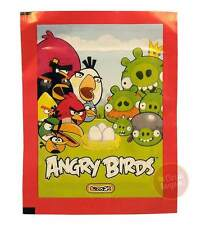 ANGRY BIRDS Collectible Stickers 6-Sticker 1-Packet Sealed Pack NEW by E-Max