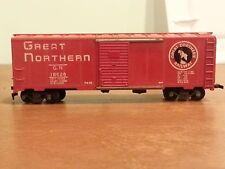 Vintage Model Toy Railroad Train Car Great Northern Railway Boxcar