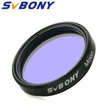 SVBONY 1.25''Filter Eyepiece Telescope Light Pollution Blue Moon Filter forAstro