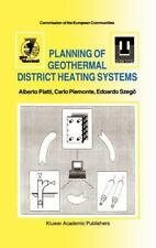 Planning of Geothermal District Heating Systems by Carlo Piemonte, Alberto...