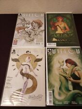 Willow - Wonderland #1 Buffy Px Nycc Variant + # 2 + # 3 + # 3 Variant comic