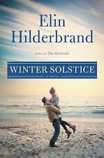 Winter Solstice by Elin Hilderbrand (2017, Hardcover, Large Type)