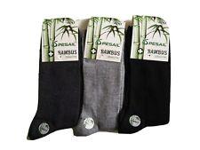 3 Paar Gesundheitssocken Ohne Gummidruck Bambus Socken Diabetiker  NEU Gr.40-43