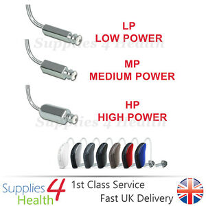 GENUINE GN ReSound SureFit2 Receiver Receivers ALL SIZES LP MP HP 0,1,2,3,4 -NEW