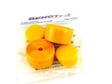 Benotto Handlebar Tape Cello Bar TEXTURED Vintage Bicycle MASI YELLOW New