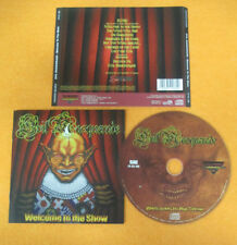CD EVIL MASQUERADE Welcome To The Show 2004 Ita FRCD186 no lp dvd mc vhs (CS21)