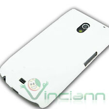 PELLICOLA display + Custodia cover per Samsung Galaxy Nexus i9250 BIANCA rigida