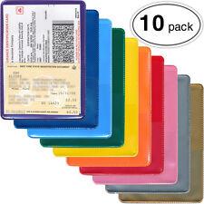 StoreSMART Auto Insurance & ID Card Holders 10-PACK - RFS20VP