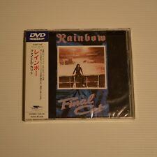 RAINBOW - The final cut - 1998 FIRST PRESS JAPAN DVD