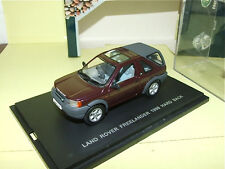 LAND ROVER FREELANDER 1998 Violet UNIVERSAL HOBBIES