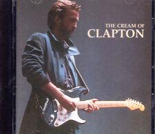 CD 18T ERIC CLAPTON THE CREAM OF CLAPTON 1994 TBE