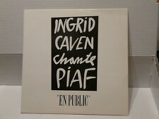 INGRID CAVEN chante EDITH PIAF en public 23214 1