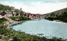 Ironbridge from the Severn # 23321 by Valentine's.