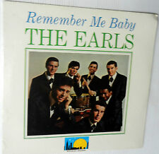 THE EARLS remeber me baby LP SEALED!