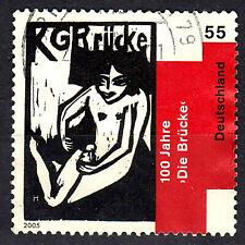 2458 Vollstempel gestempelt Briefzentrum 79 BRD Bund Deutschland Jahrgang 2005