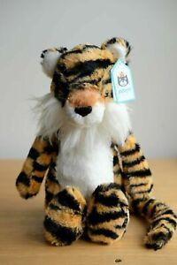 Jellycat Bashful Tiger 31cm - Plush Stuffed Animal Soft Toy