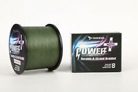 RODEEL 8 Strands PE Braided Fishing Line 500m 70-120LB Abrasion Green or colour