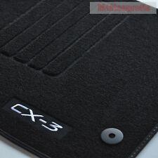 Mattenprofis Velours Edition Fußmatten passend für Mazda CX-3  CX3 ab Bj.05/2015