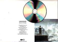 DAVID CROSBY Lighthouse 2016 UK 9-track promo test CD