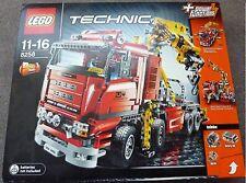 Lego Technic Crane Truck (8258) con embalaje original y recetas