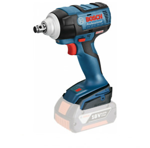 "BOSCH GDS 18V-300 BODY 18v Impact wrench 1/2"" square drive 2,400rpm 12.7mm"
