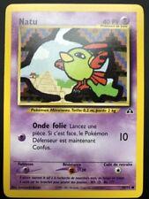 Carte Pokemon NATU 59/75 Commune Néo Discovery Wizard FR NEUF