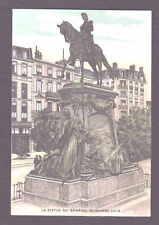 Lille, la Statue du General Faidherbe, Farb-Litho-AK,