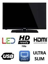 telefunken tv led 24 pollici HDMI USB DVB-T LED ULTRA SLIM 720p
