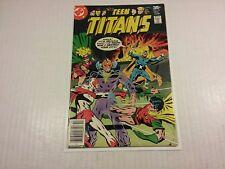 The Teen Titans #52, Bronze Joker's Daughter/Harlequin App., F/VF