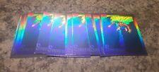Lot (14) 1991 Marvel Universe Spiderman Hologram cards