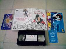 K7 cassette vidéo  vhs les 101 dalmatiens avec glenn close walt disney