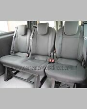 Ford Transit Custom Tourneo Minibus 9 Seater Tailored Waterproof Seat Covers